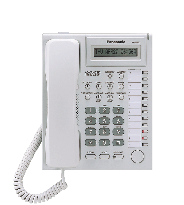KX-T7730 - Office & Communication Solutions