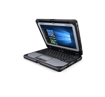 "10.1"" CF-20 Convertible Notebook"