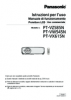 PT-VZ585N/VW545N/VX615N Operating Instructions (Italian)